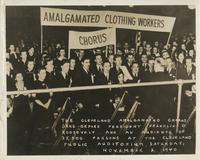 Amalgamated Clothing Workers Chorus 1940s