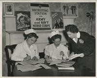 World War II- Recruiting of Nurses 1940s