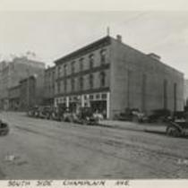 Champlain Ave 1920s
