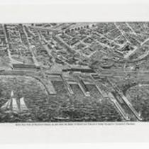 Aerial View, Artistic Conception, 1880s