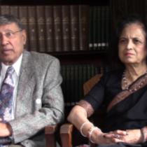 Shiv and Saroj Aggarwal Oral History Pt. 2