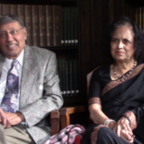 Shiv and Saroj Aggarwal Oral History Pt. 1
