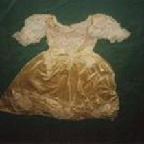 Dresses donated to Western Reserve Historical Society belonging to Ellen Garretson Wade(?)
