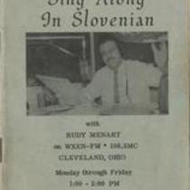 Sing along in Slovenian