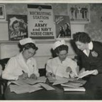 World War II- Recruiting of Nurses 1940s
