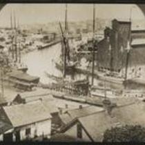 Cuyahoga River 1870s