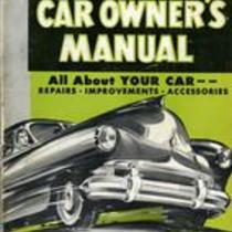 Car owner's manual