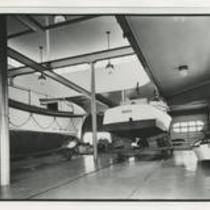 Buildings U.S. Coast Guard Station 1940s