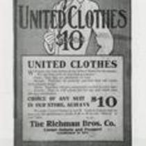Richman Bros. Co. 1920s