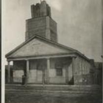 "St. Mary's Church on the ""Flats"" (Catholic)1880s1"
