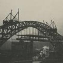 Bridges Detroit Superior High Level Bridge 1910s