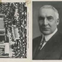 The life of Warren G. Harding