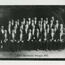 Harmonia-Chopin Choir 1920s