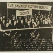 Amalgamated Clothing Workers Chorus 1940s