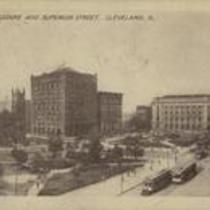 Public Square and Superior Street