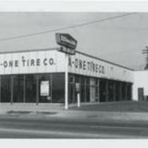A-One Tire Co. 1970s