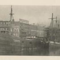 Cuyahoga River 1880s