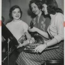 Cleveland Women's Symphony Orchestra 1950s