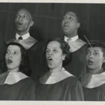 Ensemble from the Chancel Choir