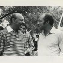 Louis and Carl Stokes