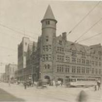 Buildings YMCA Old Central Building 1900s