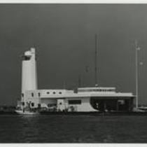 Buildings U.S. Coast Guard Station 1970s