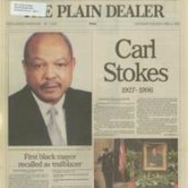 Carl Stokes obituary