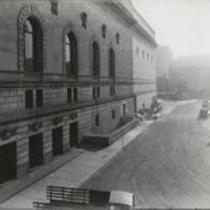 Buildings Cleveland Public Auditorium