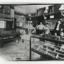 Barber shop unidentified