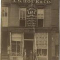 A. S. Houk Jewelers 1870s