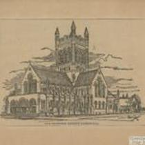 Trinity Cathedral 1890s