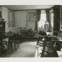 Room in Shandy Hall