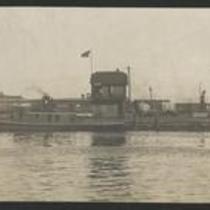 Cuyahoga River 1900s