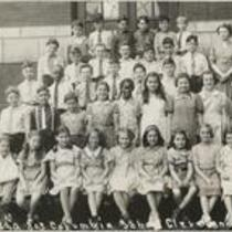 5th B and 4th A- 303 Columbia School, Cleveland