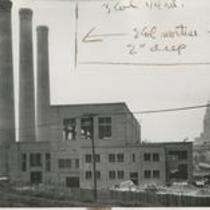 Buildings City Incinerator