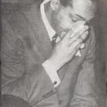 Carl Stokes weeping at Memorial Service for MLK