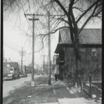 _____ at Kipling Ave. 1930s