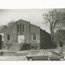 Mt. Olive Baptist Church