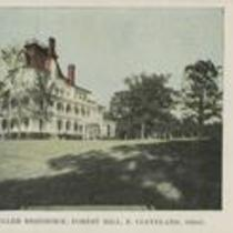 Rockefeller residence