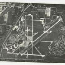Airports Cleve Hopkins Intl Airport 1960s