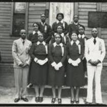 Mt. Olive Baptist Church ushers