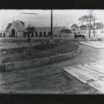 East Blvd at Woodhill Park 1920s