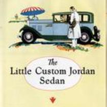 Little Custom Jordan Sedan