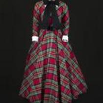 Royal Stewart Dress