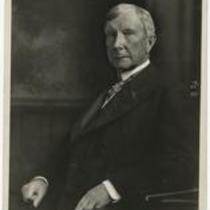 John Davison Rockefeller portrait