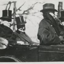 Harding inaugural