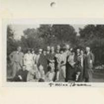 Cleveland Novel Club 1940s