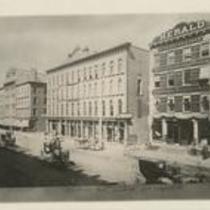 W6th near Superior 1870s