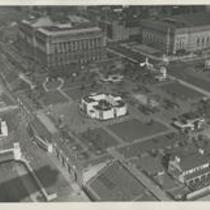 Aerial of Ohio Building