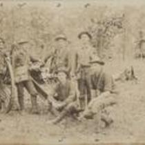 Ohio Light Artillery Battery A 1890s